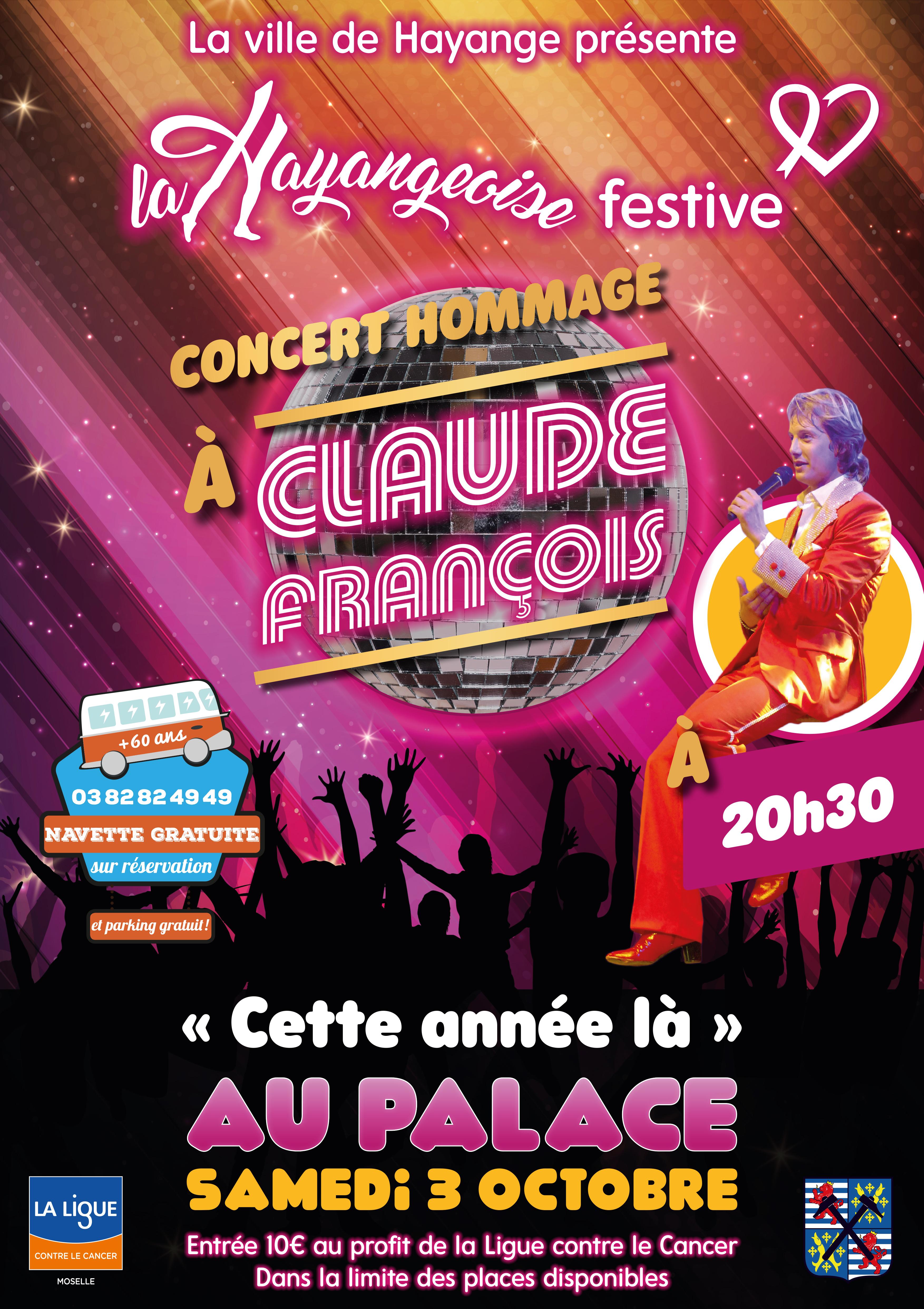 Affiche Hayangeoise Festive